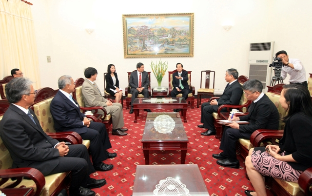 Trao đổi triển khai Thoả thuận phái cử và tiếp nhận lao động giữa Việt Nam và Thái Lan