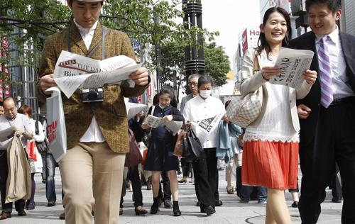 Phong cách sống và làm việc của người Nhật Bản