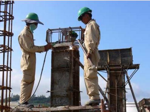 Nhật Bản triển khai chương trình tiếp nhận lao động xây dựng và đóng tàu