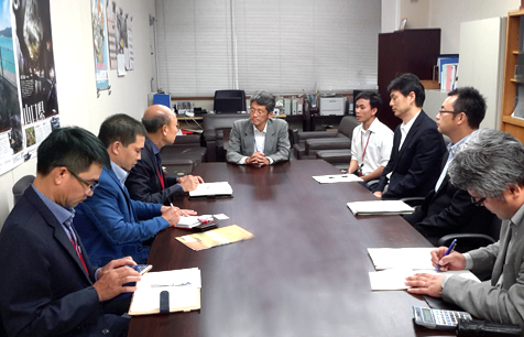 LICOGI CORPORATION - JSC TO SENT DELEGATION TO JAPAN IN SEPTEMBER, 2017