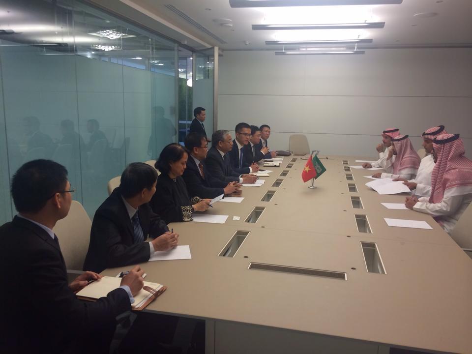 Thúc đẩy hợp tác về lao động giữa Việt Nam và Ả- rập Xê - út