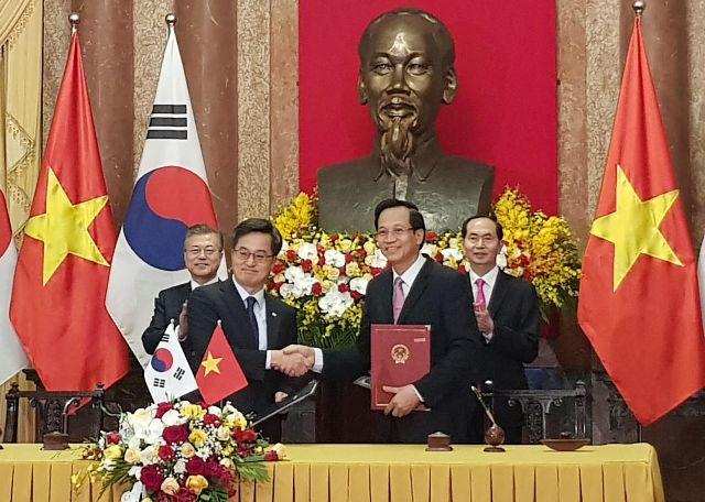 Ký kết Bản ghi nhớ (MOU) về phái cử và tiếp nhận lao động Việt Nam sang làm việc tại Hàn Quốc theo Chương trình EPS