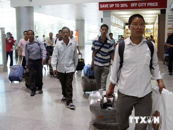 Thủ tục cho lao động cư trú bất hợp pháp tại Hàn Quốc tự nguyện về nước