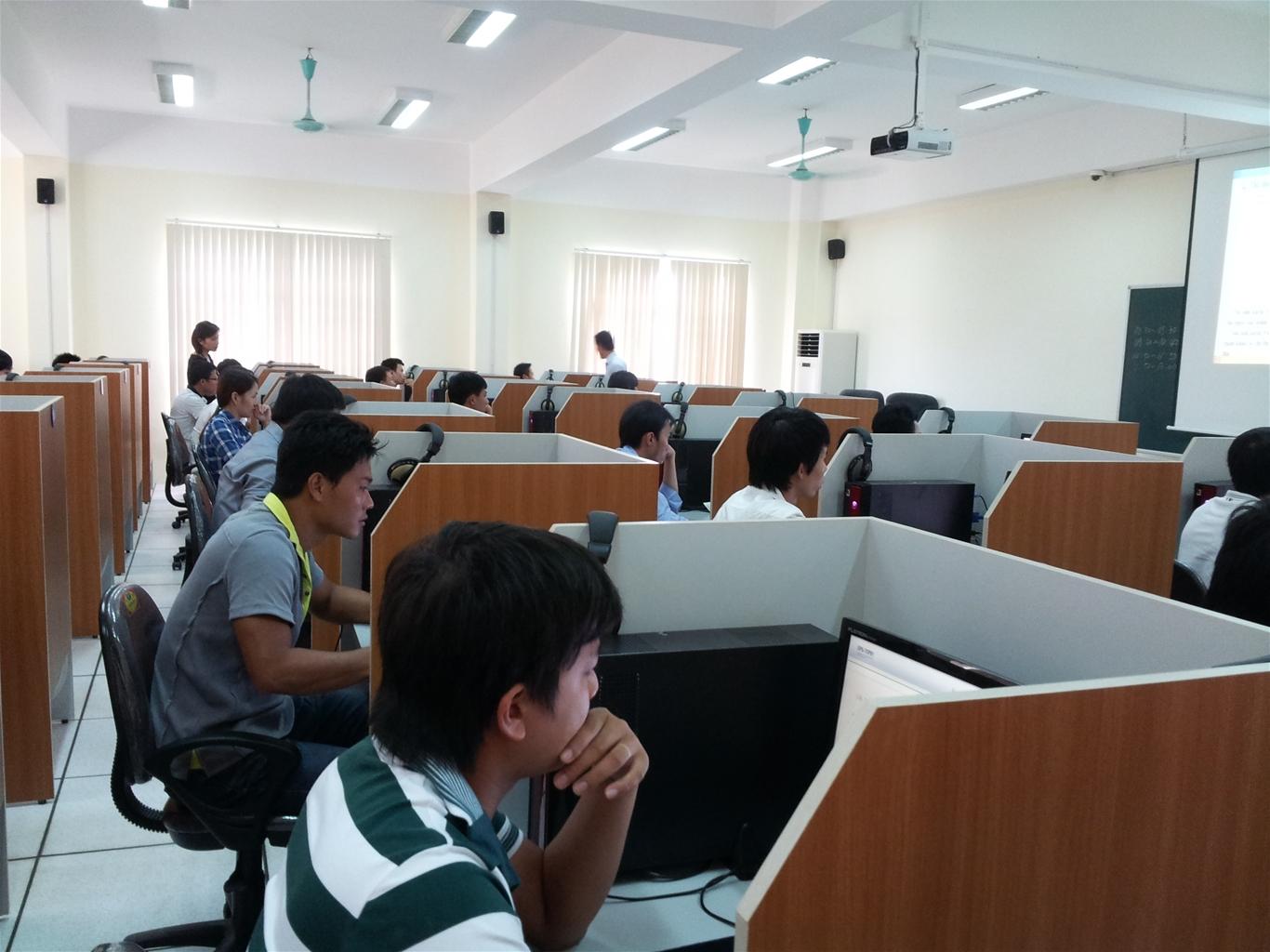 Thông báo kết quả kỳ thi tiếng Hàn trên máy tính trong nghành nông nghiệp năm 2019