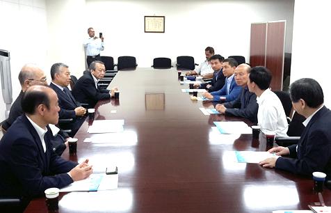 LICOGI cử đoàn công tác sang Nhật Bản