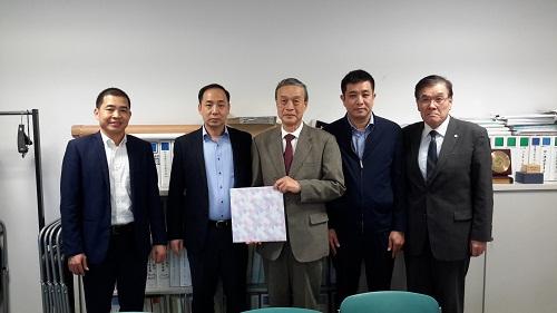 Tổng công ty LICOGI-CTCP cử đoàn cán bộ sang thăm và làm việc tại Nhật bản